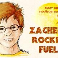 Zacher's Rocket Fuel from Custom-Adagio Teas