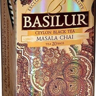 Oriental collection - Masala Chai Pure Ceylon Black Tea Spices from Basilur