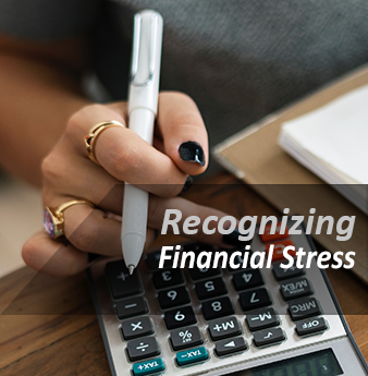 Recognizing Financial Stress