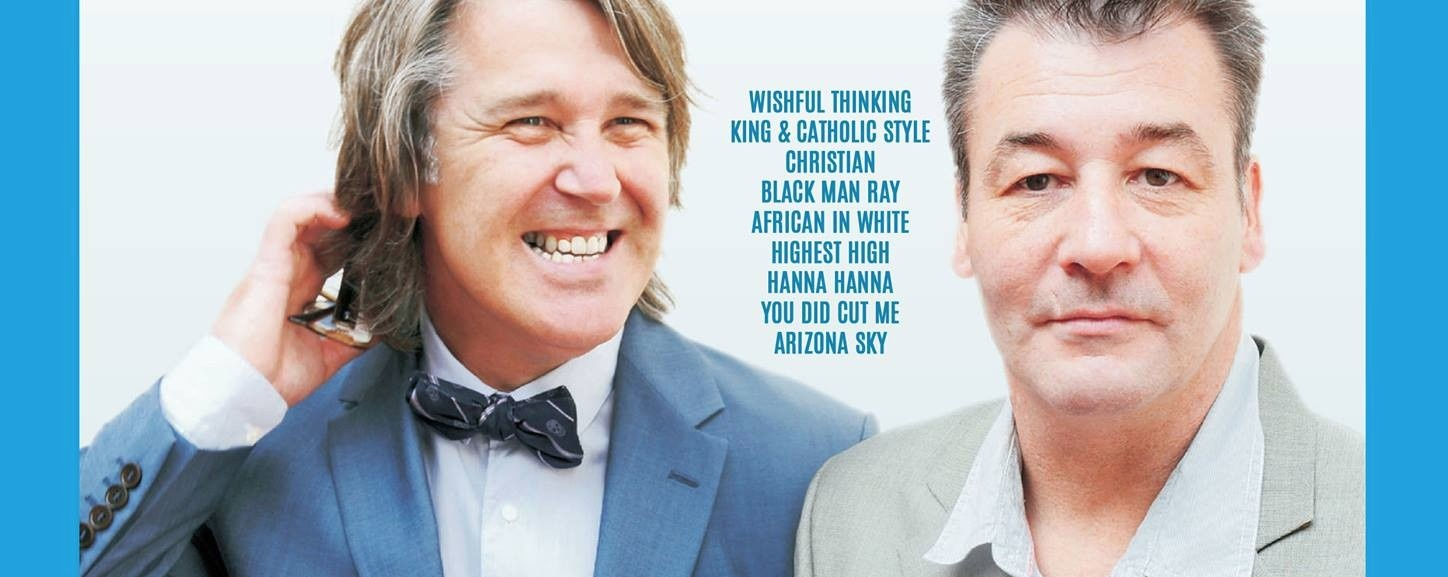 China Crisis and Peter Coyle Live at the Kia Theatre