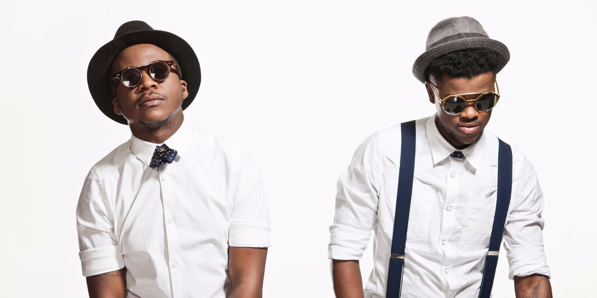 South African house duo Black Motion set for live showcase at Kilo Lounge