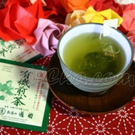 Organic Green Tea Bags from Uji, Japan, Tsuen Tea Shop from O-Cha.com