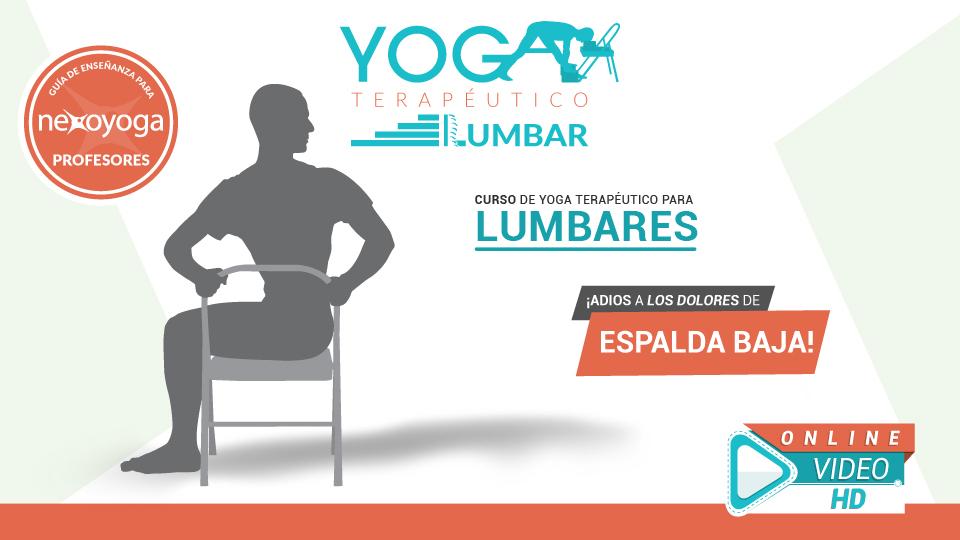Curso de Yoga terapeutico para Lumbares - Guia de Enseñanza para Profesores