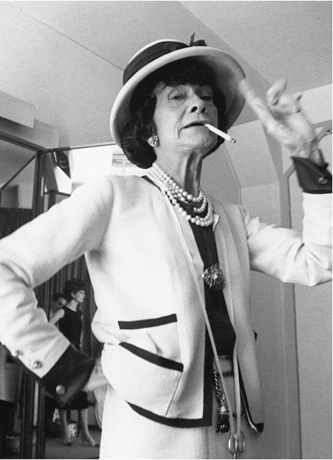 Las Mejores Frases De Coco Chanel Cranberry Chic Magazine