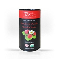 Strawberry Matcha from Touch Organic