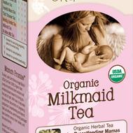 Milkmaid Tea from Earth Mama Angel Baby