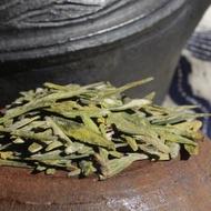 Mrs. Li's Shi Feng Dragonwell Green Tea from Verdant Tea