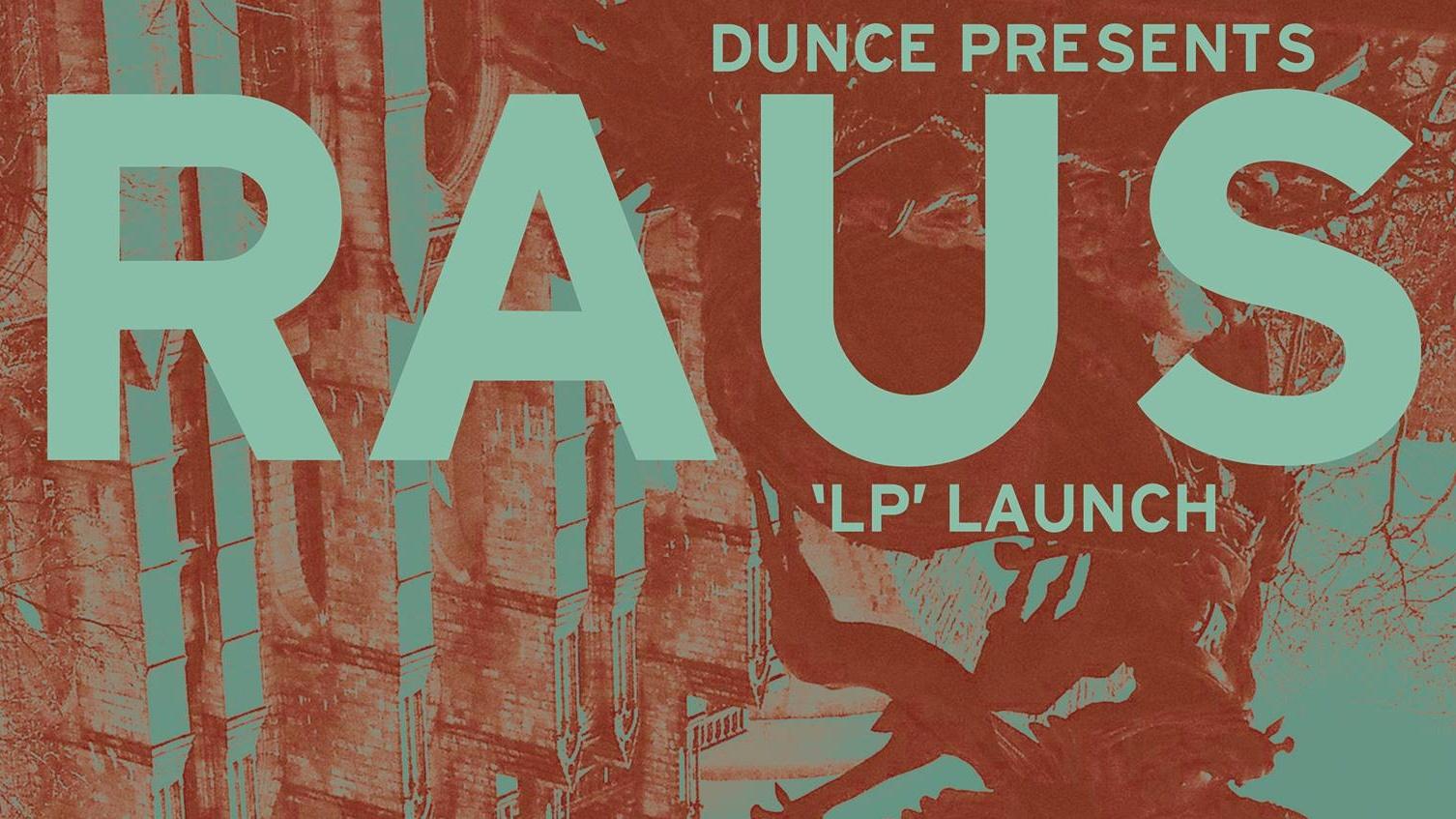 Raus - LP: Live in Singapore