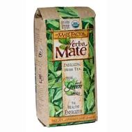 Organic Fresh Green Yerba Mate Loose from Mate Factor