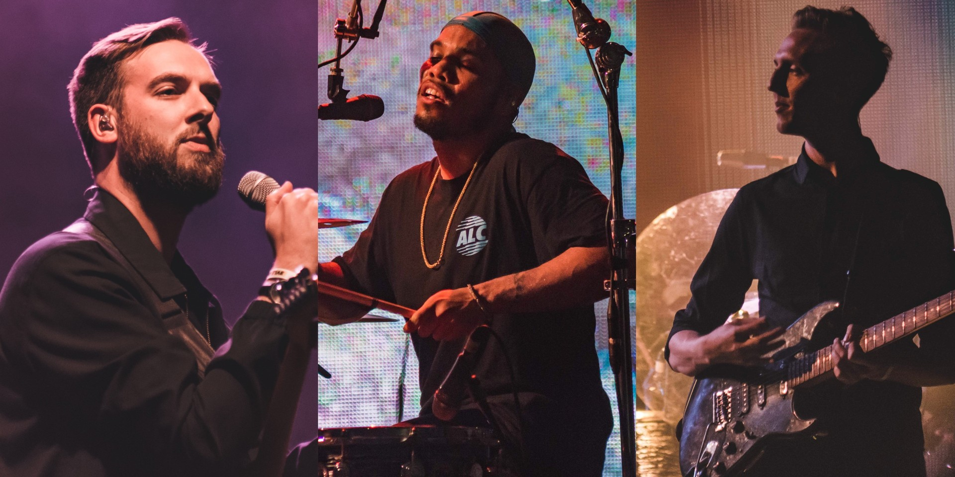 HONNE and Anderson .Paak leave musicians in awe at Karpos Live Mix 1.2