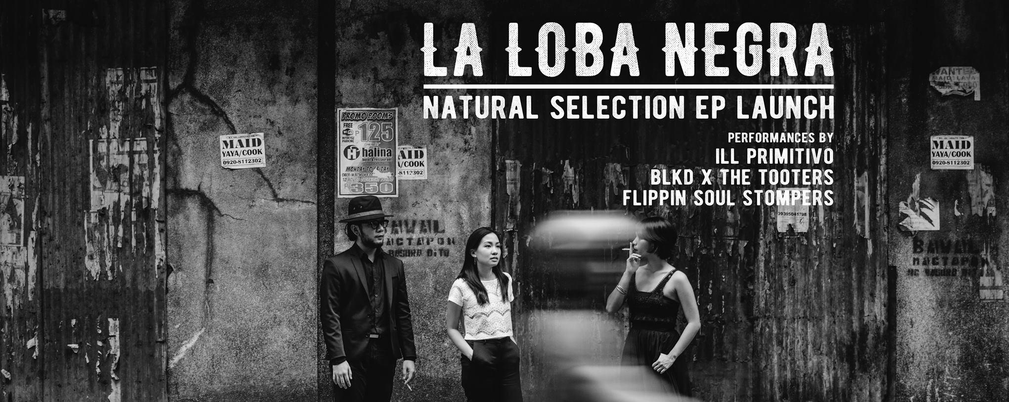 La Loba Negra EP Launch