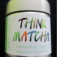 Ceremonial #7 Matcha (Uji Japanese Matcha) from Think Matcha