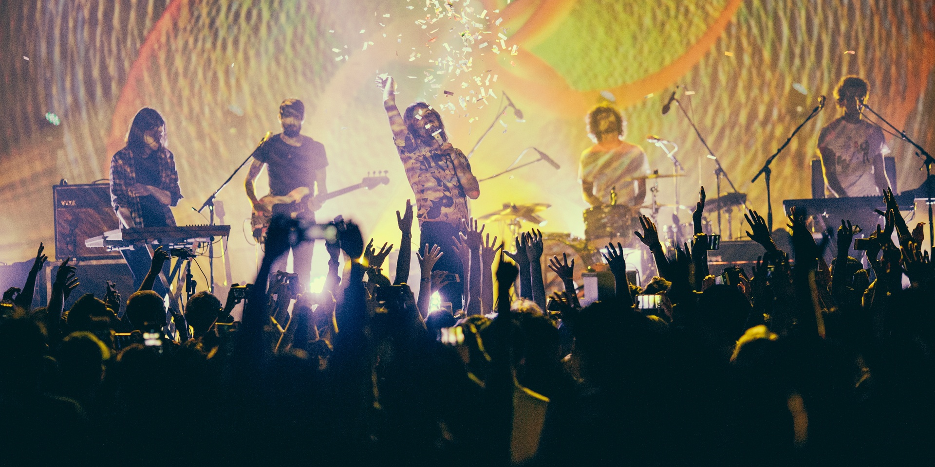 GIG REPORT: Tame Impala turns regal theatre into psychedelic dance floor