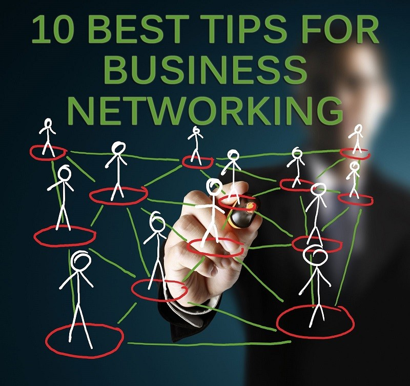 10 best business networking tips