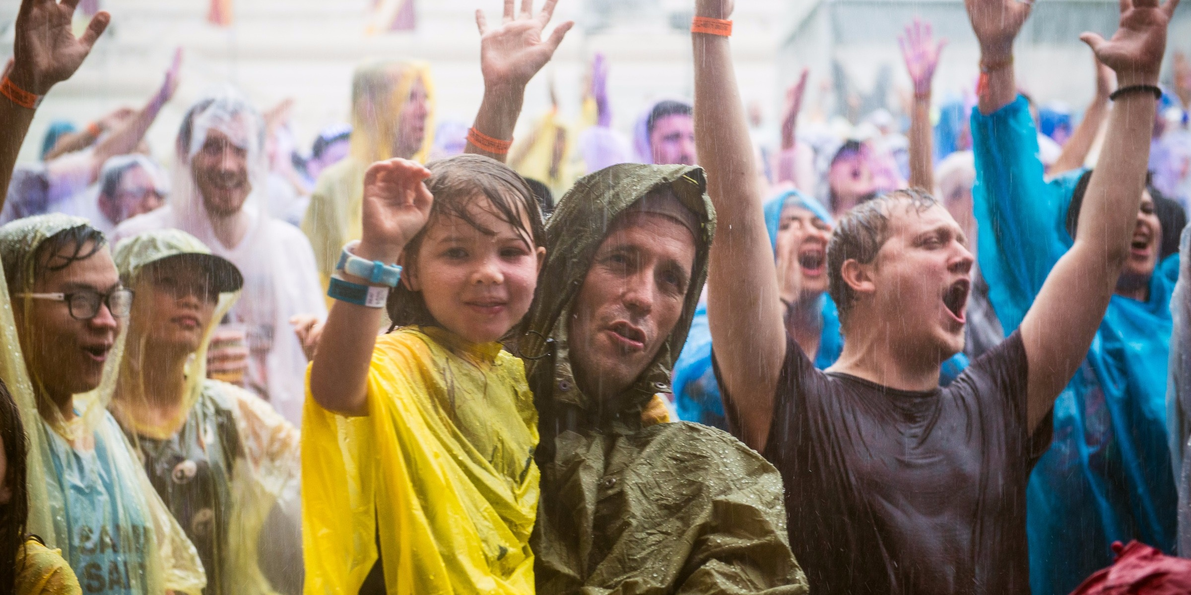 Neon Lights 2016: A muddy, memorable festival for the ages
