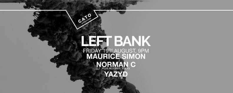 Leftbank ft. Maurice Simon, Norman C, Yazyd