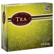 Green Tea from Kroger Private Selection