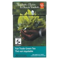 Fair Trade Green Tea from President's Choice