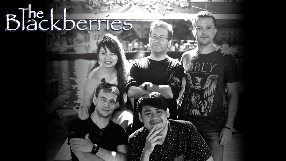 The Blackberries