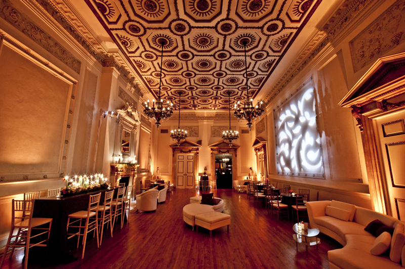 Stotesbury Mansion Venues For Rent In Philadelphia