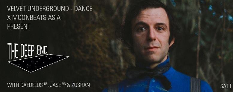 THE DEEP END: DAEDELUS, JASE & ZUSHAN