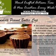 Chocolate Peanut Butter Cup Black Tea from 52teas
