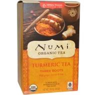 Three Roots Turmeric Tea from Numi Organic Tea