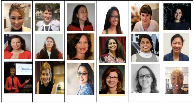 IoTWomen 2018. Nominate a women in IoT, AI or AV for IoT Day 2020