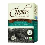 Yerba Maté Mint from Choice Organic Teas