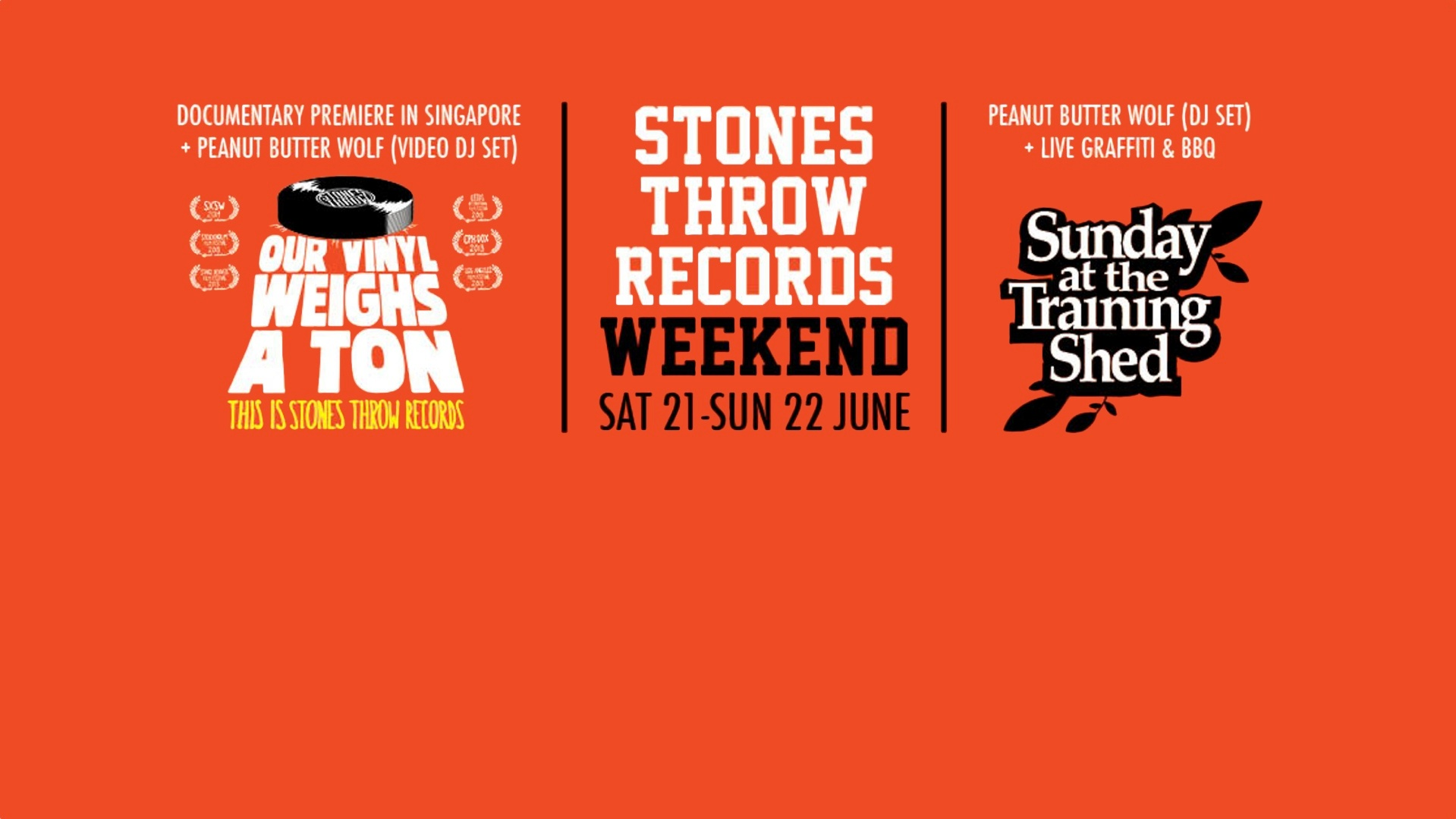Stones Throw Records Weekend Pt 2