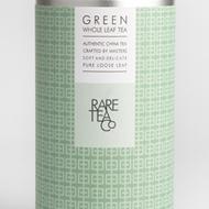 whole leaf green tea from Rare Tea Company
