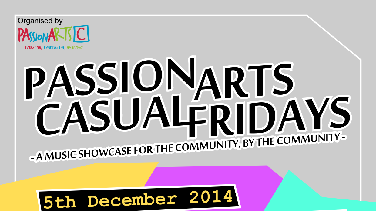 Passion Arts Casual Fridays presents The Madhatter Project