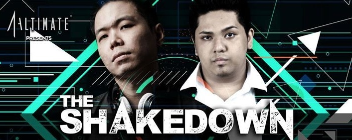Altimate presents The Shakedown - 09 MAY 2017 Eve of Vesak Day