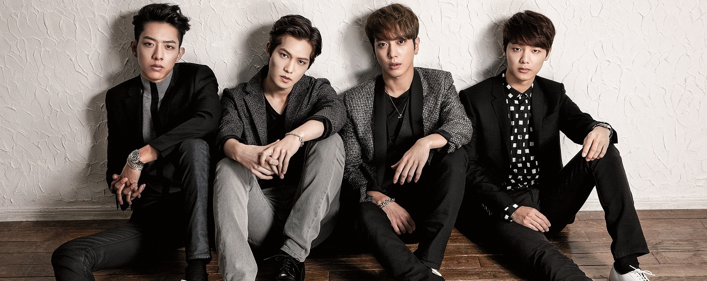 CNBLUE LIVE (COME TOGETHER) in Singapore