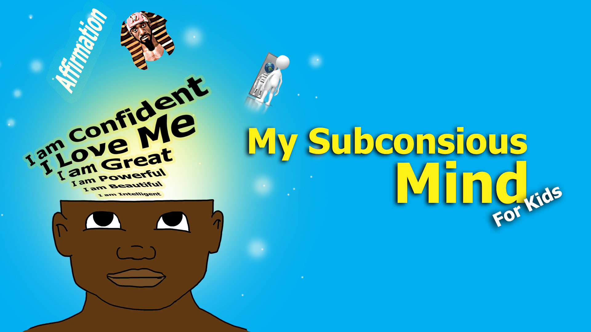 MY SUBCONCIOUS MIND - FOR KIDS | BANEARU