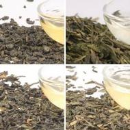 Jenier Emperor's Green Sampler from Jenier World of Teas