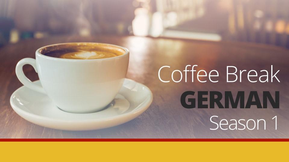 Coffee Break German Pdf