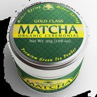 Ceremonial GOLD Matcha Green Tea Powder from Midori Spring LTD