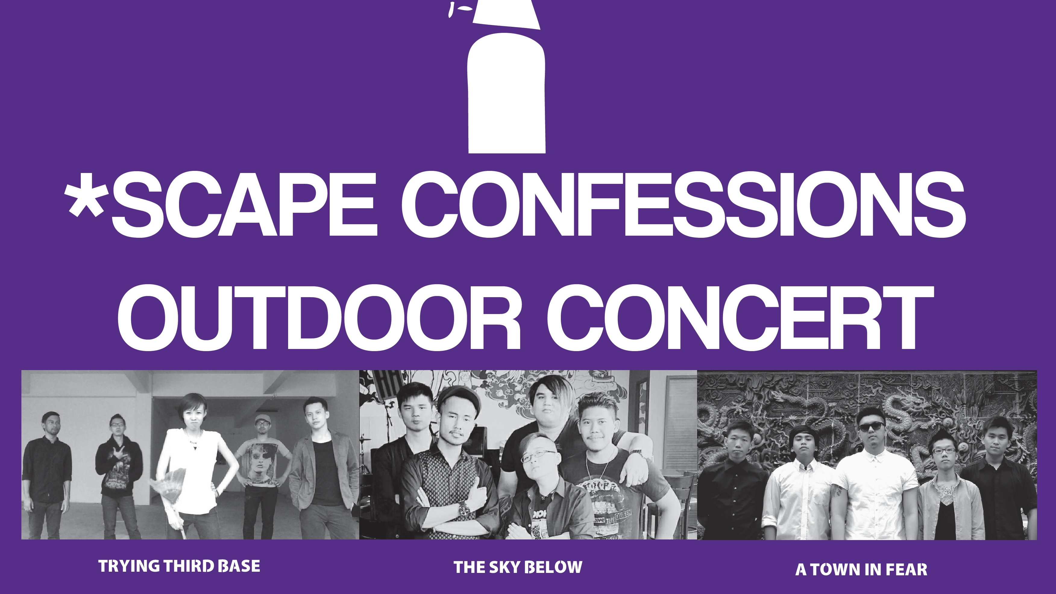 Scape Confessions