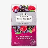 Mixed Berries & Hibiscus from Ahmad Tea