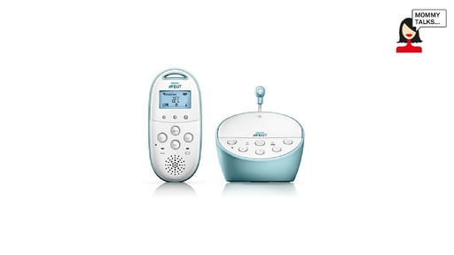Philips Avent SCD560 baby monitor