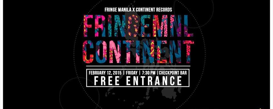 FringeMNL x Continent Records