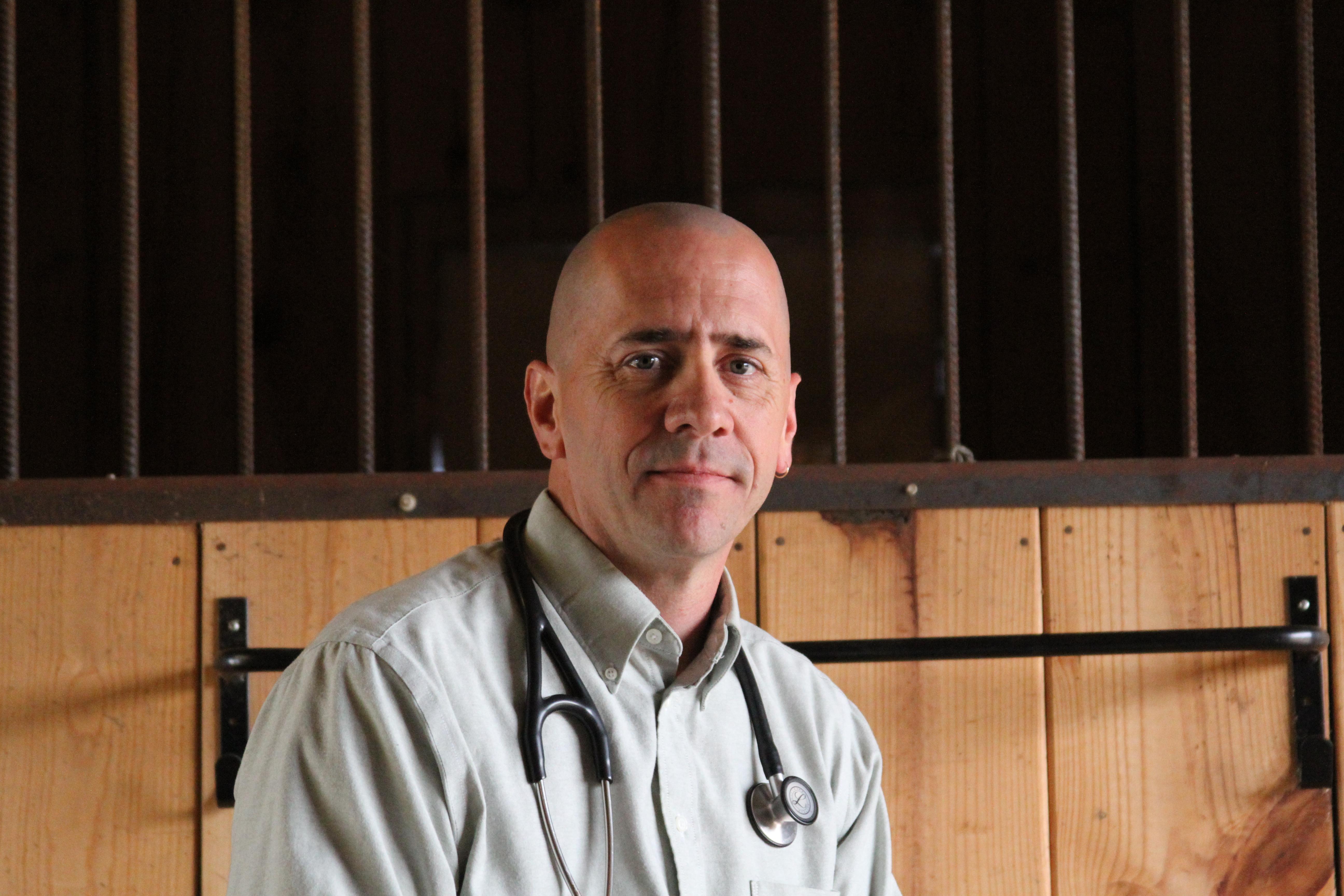 Tom Schell D.V.M, CVCH, CHN