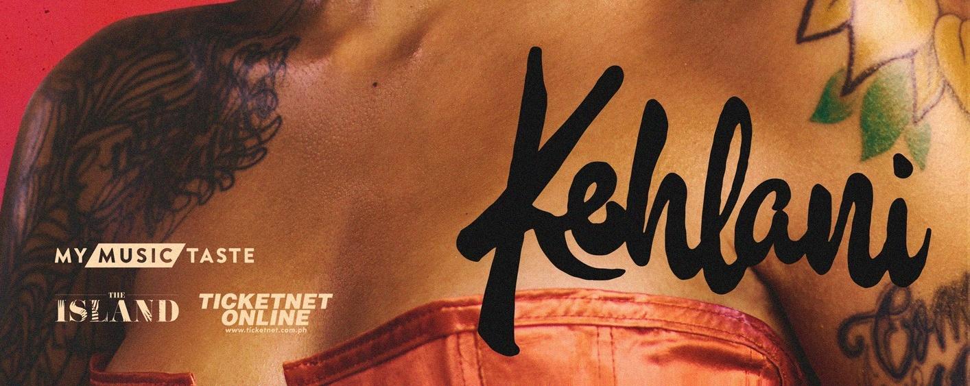 Kehlani Live in Manila