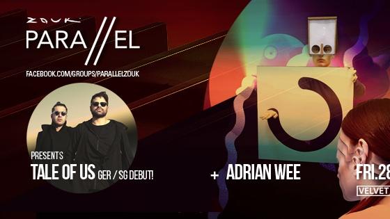 PARA//EL presents TALE OF US (GER) with ADRIAN WEE