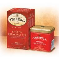 English Breakfast from Twinings