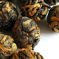 Black Pearl - Handmade Dragon Balls from Chinese Tea Shop