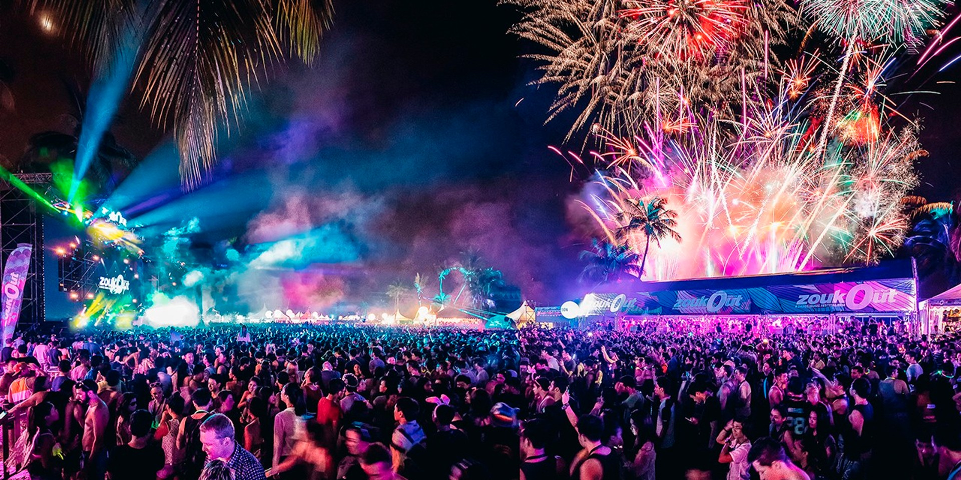 ZoukOut to co-host Beach stage at Japan's Summer Sonic 2016