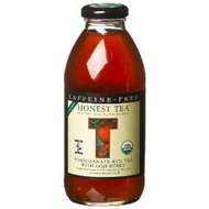 Pomegranate Red Tea with Goji Berry from Honest Tea