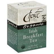 Irish Breakfast from Choice Organic Teas